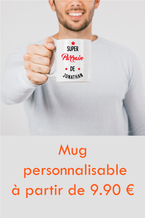 Left Banner mug