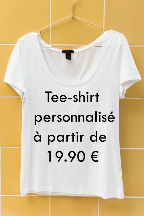 Left Banner tee shirt
